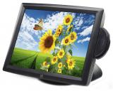 """Elo Touch ET1529L-8UWA-1-GY-M3-G - Grade A - 15"""" Touchscreen LCD Monitor w/ Card Reader"""