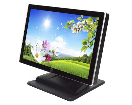 "Elo Touch ET1519L-AUWA-1-GY-G - Grade A - 15.6"" Touchscreen LCD Monitor"