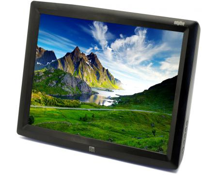 """Elo Touch ET1515L-8CWC-1-GY-G 15"""" LCD Touchscreen Monitor - Grade B - No Stand"""