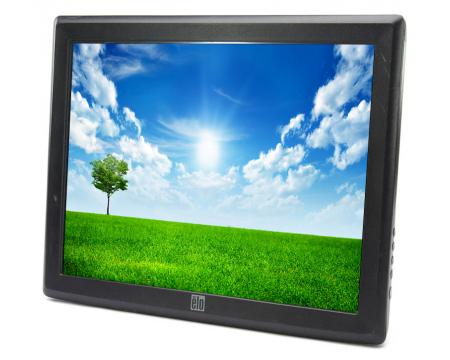 """Elo Touch ET1515L-7CWC-1-GY-G - 15"""" - Grade A- No Stand - Touchscreen LCD Monitor"""