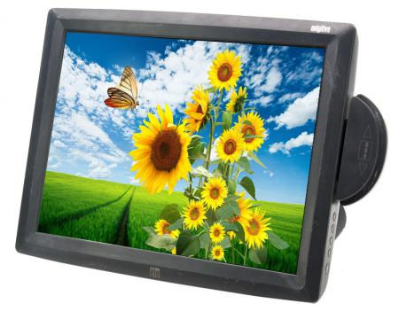 "Elo Touch ET1529L-8UWA-1-GY-M3-G 15"" LCD Monitor - Grade A"