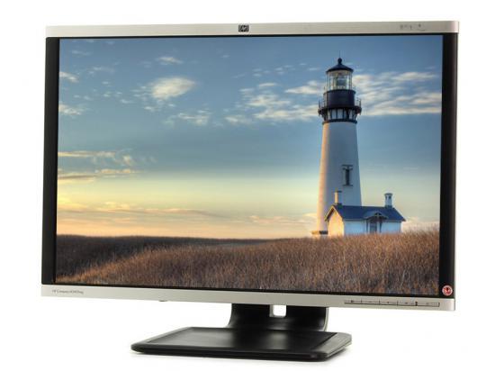 """HP Compaq LA2405wg 24"""" Widescreen LCD Monitor - Grade C"""