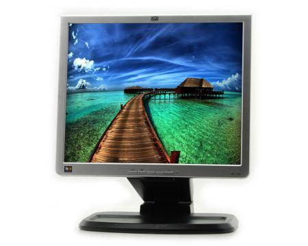 """HP 1740 17"""" LCD Monitor - Grade B"""