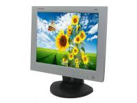 "HP 1701 17"" Black/Silver LCD Monitor - Grade C"