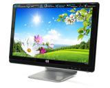 """HP 2010i 20"""" Widescreen Black/Silver LCD Monitor - Grade A"""