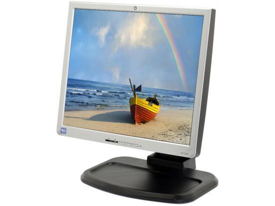 """HP 1740 - Grade A - Broken Button - 17"""" LCD Monitor"""