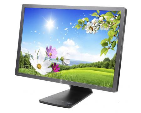 "HP EliteDisplay E241i 24"" IPS LED Black LCD Monitor - Grade A"