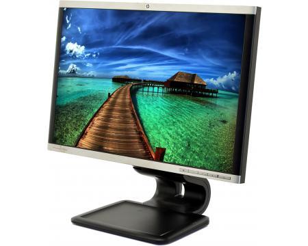"""HP LA2205wg 22"""" Widescreen Black/Silver LCD Monitor - Grade A"""