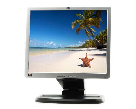 "HP L1740 17"" LCD Monitor - Grade A"