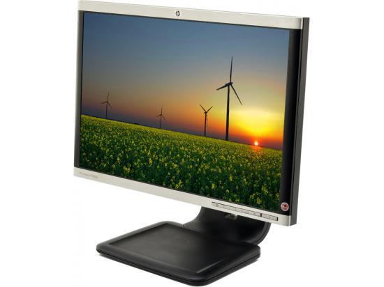 """HP LA1905wg 19"""" Black/Silver LCD Monitor - Grade A"""