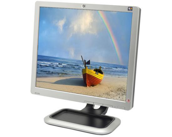 "HP L1710 17"" Silver/Black LCD Monitor - Grade B"