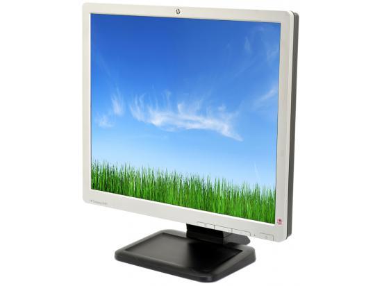 """HP LE1911 19"""" Silver/Black LCD Monitor - Grade A"""