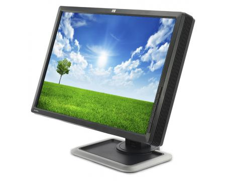 "HP LP2480zx - Grade A - 24"" Widescreen LED IPS LCD Monitor"