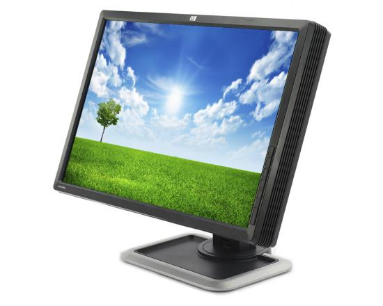 """HP LP2480zx 24"""" Widescreen LED IPS LCD Monitor  - Grade C"""