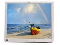 "HP 1740 17"" Black LCD Monitor - Grade A - No Stand"