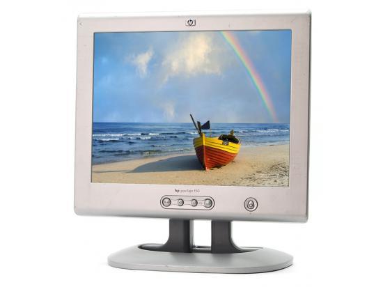 "HP Pavilion F50 15"" LCD Monitor - Grade A"