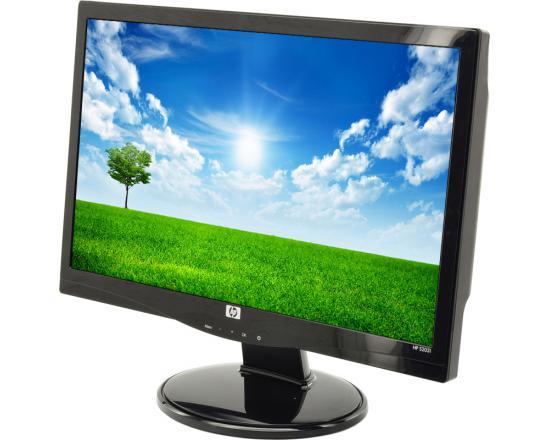 "HP S2031 20""  Black Widescreen LCD Monitor - Grade C"