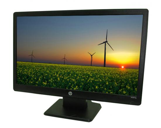 """HP W2072a 20"""" Widescreen LED LCD Monitor - Grade A"""