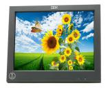 "IBM 4820-51G - Grade A - No Stand - 15"" Touchscreen LCD Monitor"
