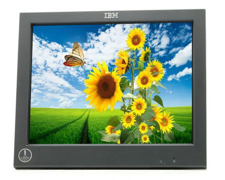 """IBM 4820-51G - Grade A - No Stand - 15"""" Touchscreen LCD Monitor"""