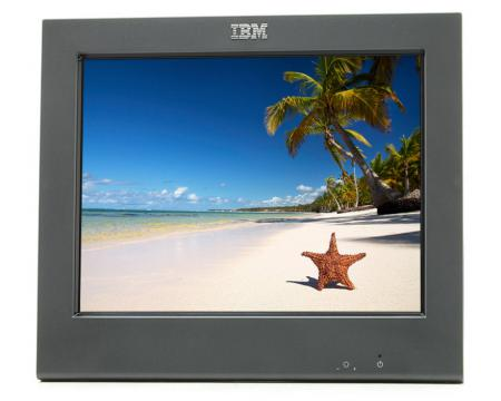 "IBM 4820-21G - Grade A - No Stand - 12.1"" Touchscreen LCD Monitor"