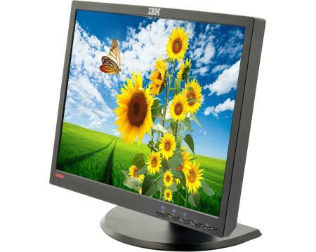 "IBM / Lenovo L201p 9320 - Grade A - 20.1"" LCD Monitor"