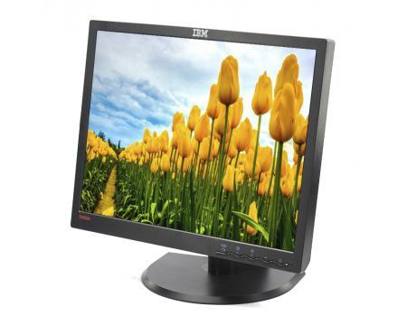 "IBM 9320-HB1 20.1"" Black LCD Monitor - Grade B"