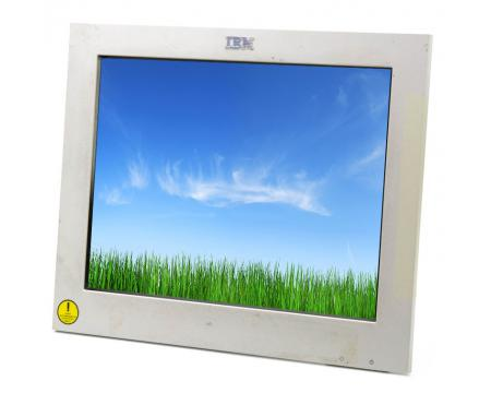 "IBM 4820-5wb - Grade B - No Stand - 15"" LCD Touchscreen Monitor"