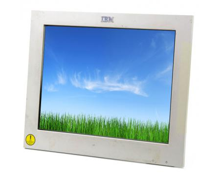 "IBM 4820-5WB 15"" LCD Touchscreen Monitor - Grade A - No Stand"