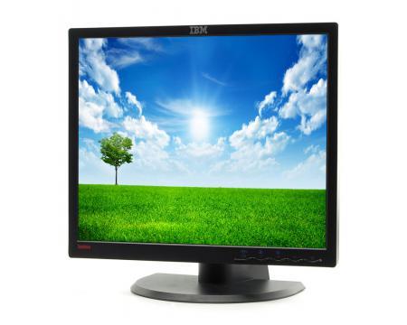 "IBM ThinkVision L192p 19"" LCD Monitor - Grade C - No Stand"