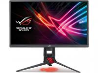 "Asus ROG Strix XG248Q Red Dark Gray 23.8"" Widescreen LCD Gaming Monitor"