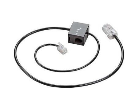 Plantronics PL-86007-01 Telephone Interface Cable - Grade A