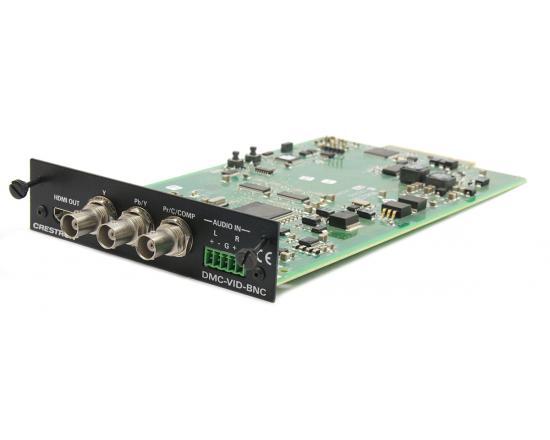 Crestron DMC-VID-BNC Analog Video Input Card
