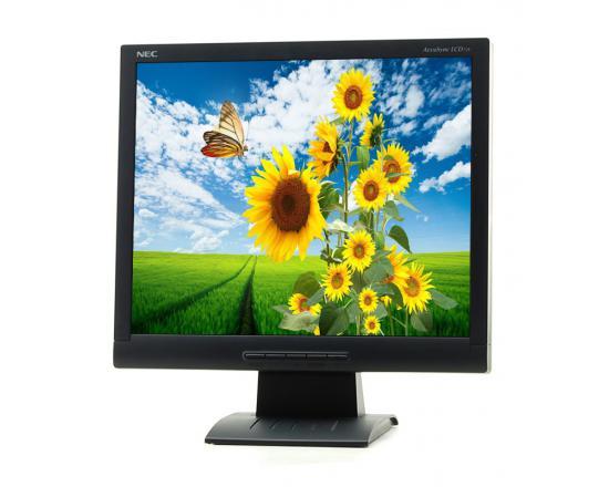 """NEC AccuSync LCD72V  17"""" LCD Monitor  - Grade A"""