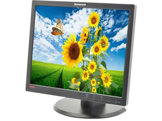 "Lenovo L1700P 9417 Thinkvision 17"" LCD Monitor - Grade B"