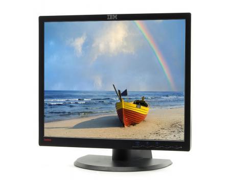 "Lenovo ThinkVision L192p 19"" Black LCD Monitor - Grade A"