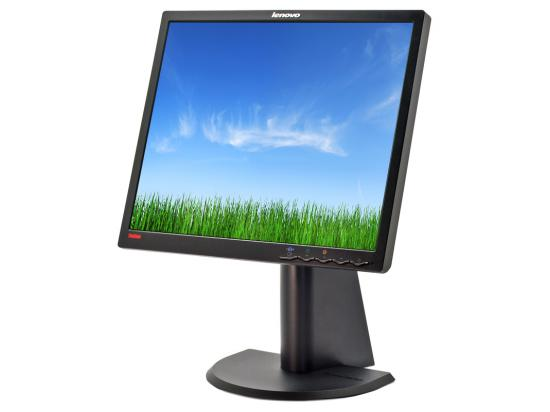 """Lenovo L193p 4431 19"""" Black LCD Monitor - Grade A"""