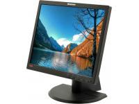 "Lenovo ThinkVision L171p 9417 17"" Black LCD Monitor - Grade C"