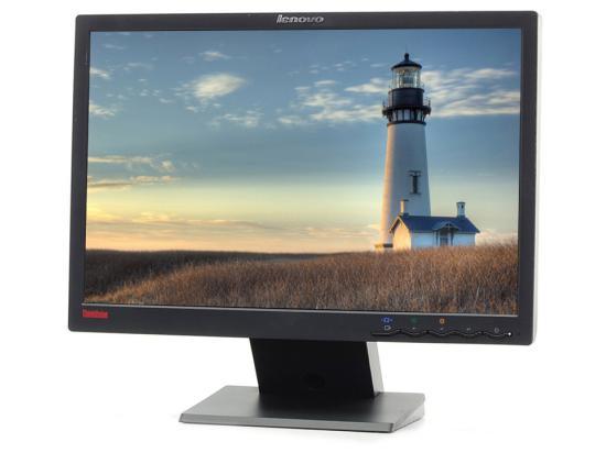 """Lenovo L197 19"""" Widescreen Black LCD Monitor - Grade C"""