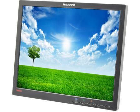 """Lenovo L1700P 17"""" LCD Monitor - Grade A - No Stand"""