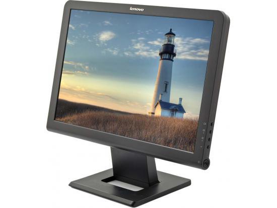 """Lenovo L192 19"""" Widescreen LCD Monitor - Grade B"""