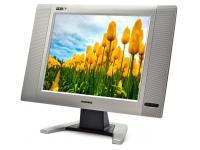 """Magnavox 15MF500T 15"""" LCD TV Monitor - Grade B"""