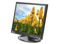 "Mace  MON-17LCD 17"" Black LCD Monitor - Grade C"