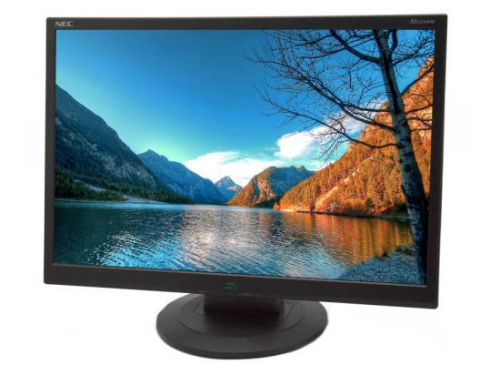 """NEC AccuSync AS221WM 22"""" Widescreen LCD Monitor - Grade A"""