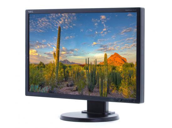 """NEC E222W - Grade C - 22"""" Widescreen LCD Monitor"""