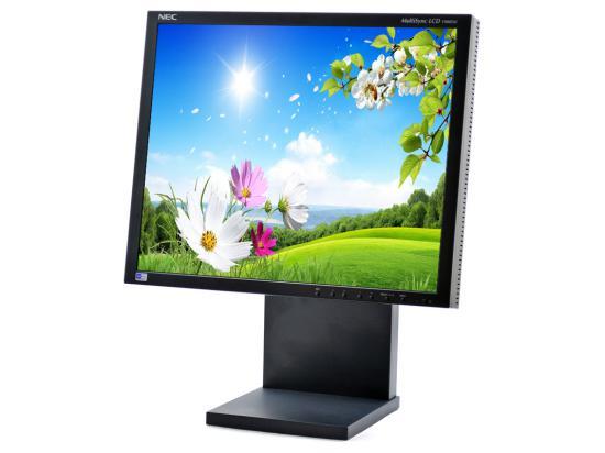 """NEC MultiSync LCD1980SXi 19"""" Black LCD Monitor - Grade A"""