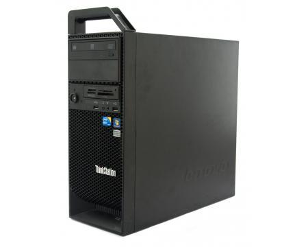 ThinkStation S20 4105-01U Tower Computer Intel Xeon W3550 3 07GHz 4GB DDR3  250GB HDD - Grade A