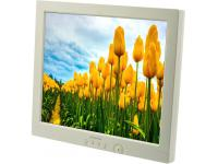 """Planar PL170-WH - Grade A - No Stand - 17"""" LCD Monitor"""