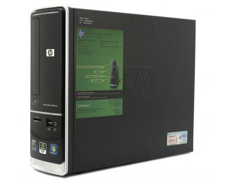 HP Pavilion S5510F SFF Computer AMD Athlon II X2 (240) 2.8GHz 2GB DDR2 250GB HDD - Grade A