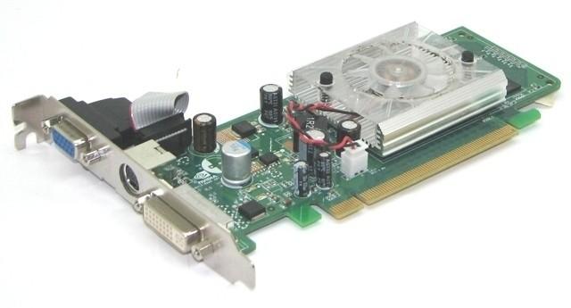 Nvidia Geforce 128MB model P413 PCI